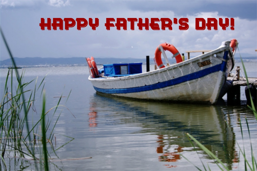 Wishing You a Great Father's Day!